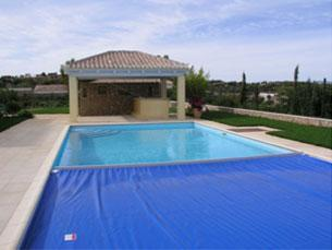 PROTECTIVE SWIMMING POOL COVERS