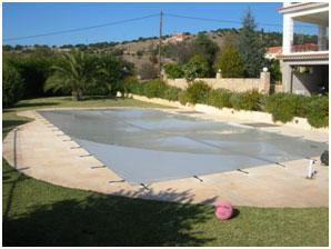 protective winter pool covers