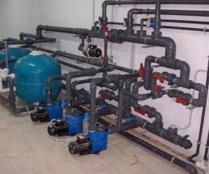 Pool Engine Room